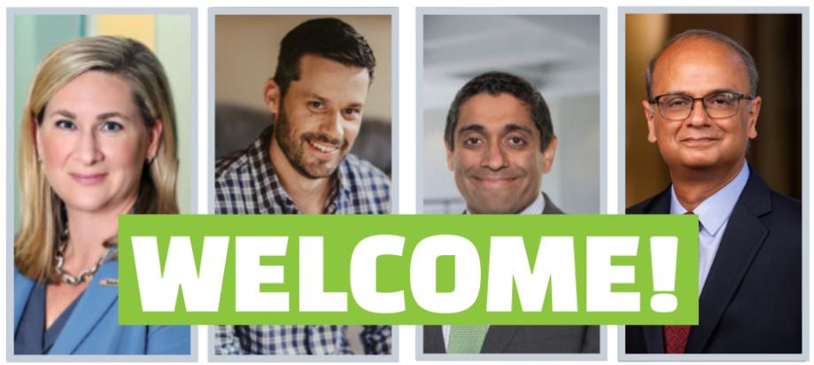 Welcome JA board members!