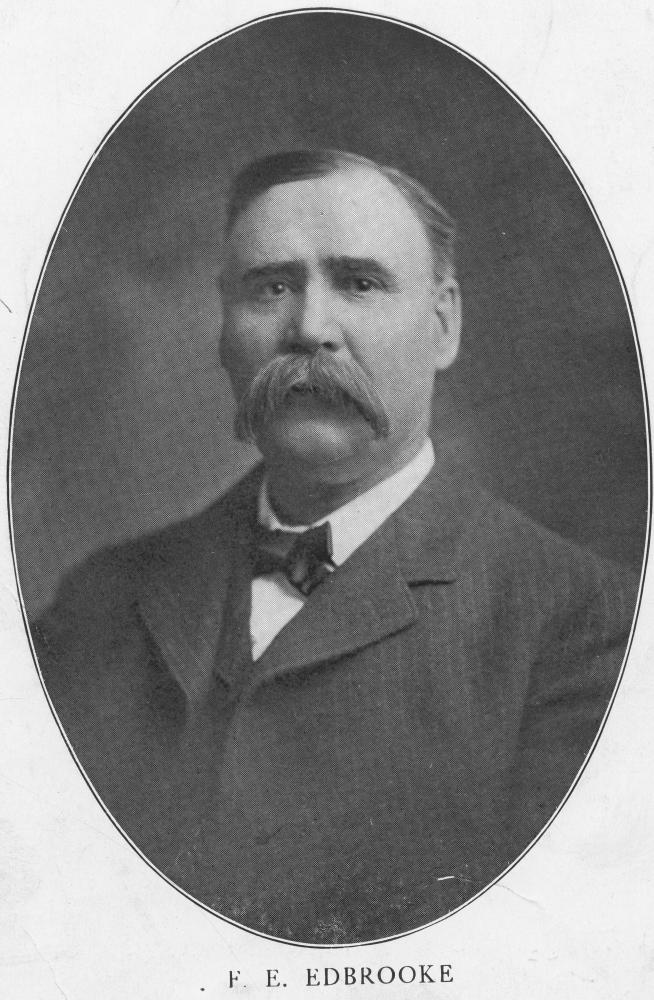 Frank E. Edbrooke